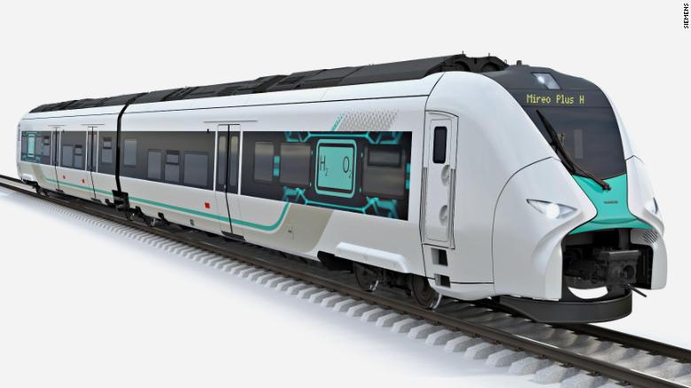 Hydrogen-powered trains could replace diesel engines in Germany